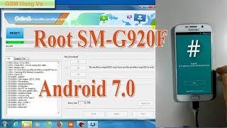 G920F Root U6