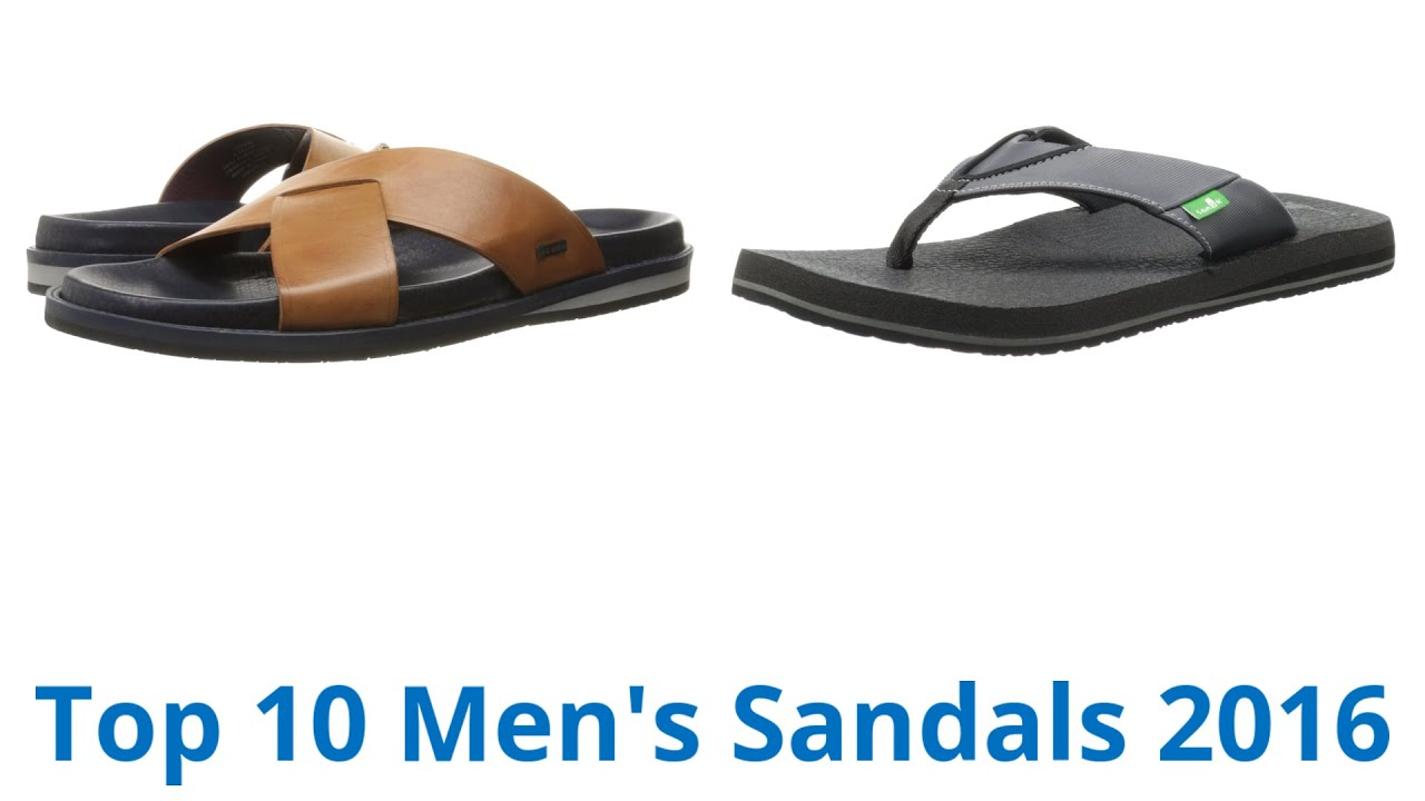 56f8ce946 10 Best Men s Sandals 2016 - YouTube