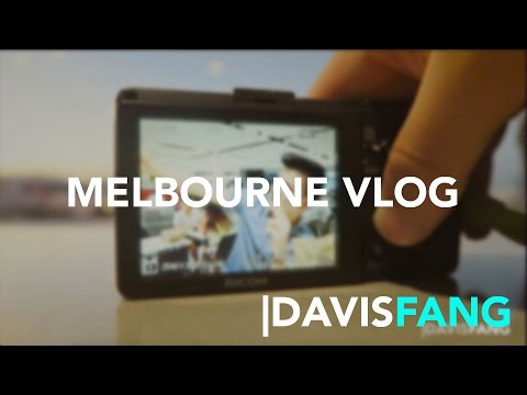 Taking The Perfect Instagram- Melbourne Vlog | Davis Fang