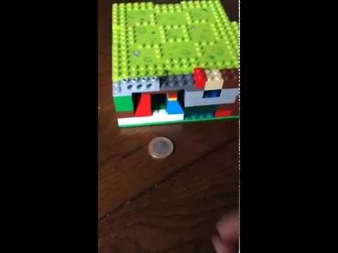 Lego money box!!!