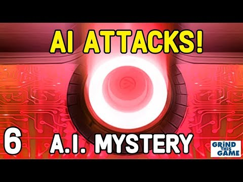 Surviving Mars - #6  - AI ATTACKS! - ARTIFICIAL INTELLIGENCE (AI) Mystery [4k]
