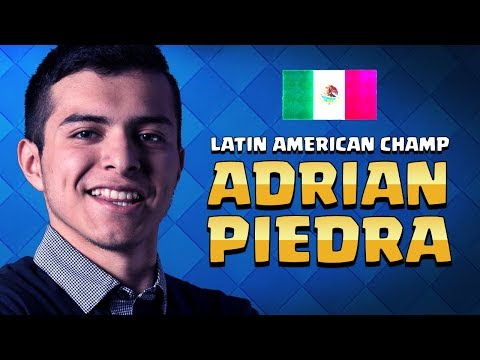 Clash Royale: Adrian Piedra, The Aztec Eagle