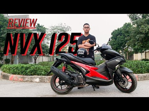 Tại sao mình lại chọn Yamaha NVX 125?