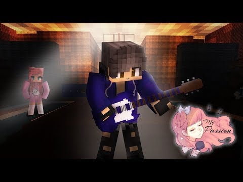 Stolen | My Passion [S1:E7] | Minecraft Musical Roleplay
