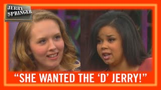 """She Wanted the 'D' Jerry!"" 