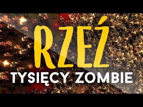 Opowieść z KRAINY ZOMBIE - They Are Billions (quasi-recenzja)