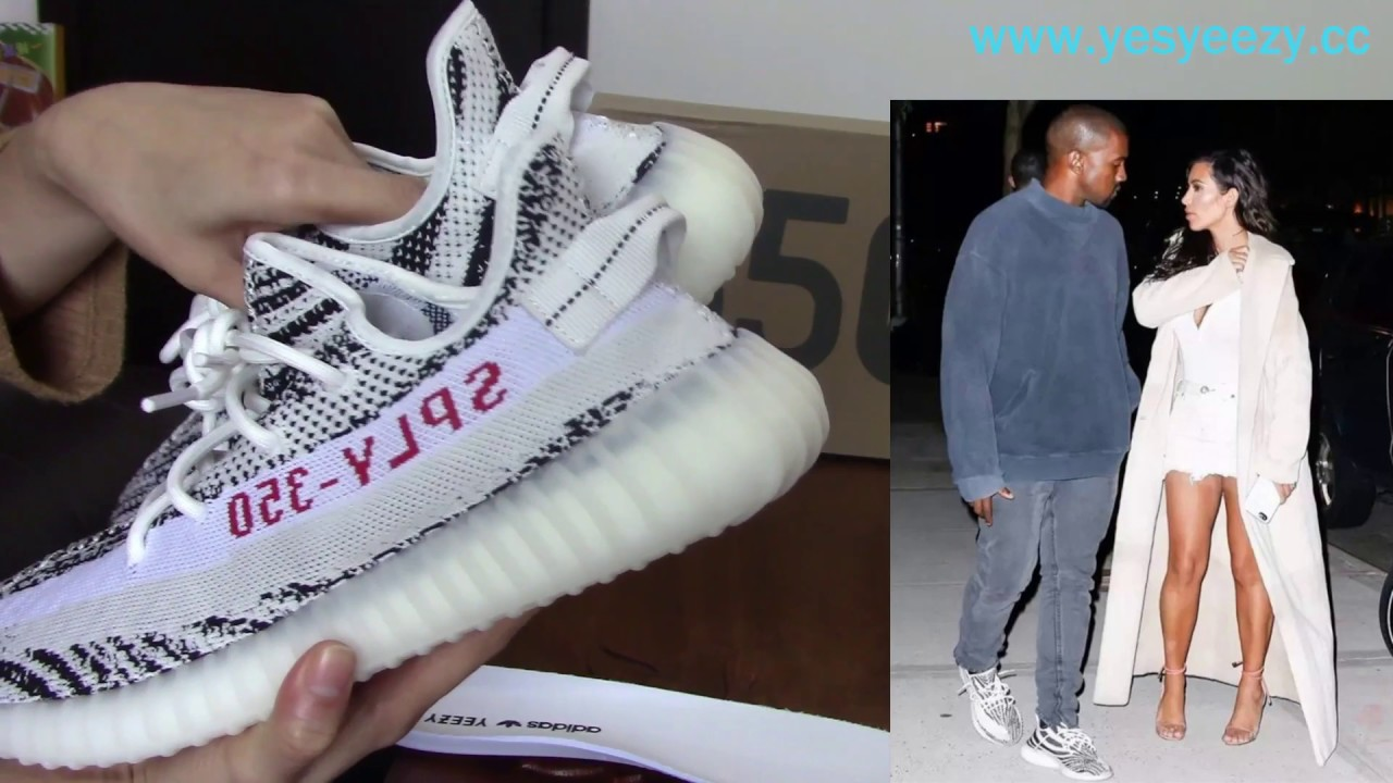 Why the Adidas Yeezy Boost 350 V2 'Zebra' Will not be Easy to Obtain