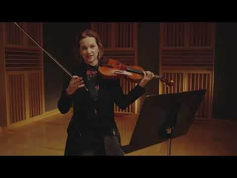Hilary Hahn — Reflective masterclass: Phrasing Technique