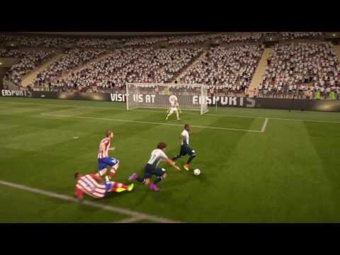 Fautes d'arbitrage Fifa 17