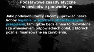 Łowiectwo podwodne - prezentacja zasad w Polsce, łowiectwo a wędkarstwo