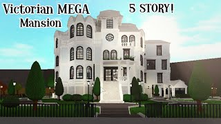 Bloxburg: 5 Story Victorian Mega Mansion