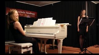 Mädchenlied - Brahms