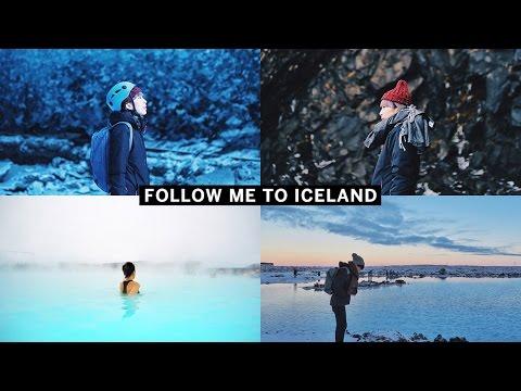 冰島之旅 | ICELAND LOVE | IMIUZANGELA