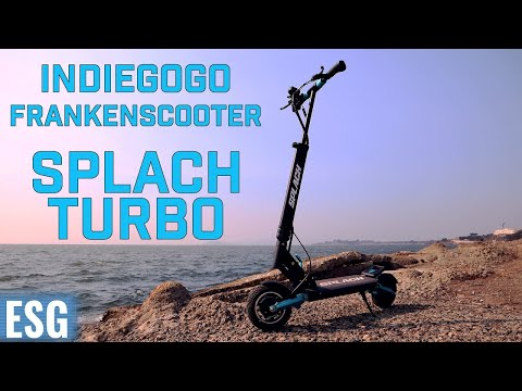 Indiegogo Funded Splach Scooter Review | Too Much or Not Enough?