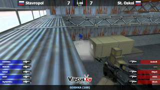 Stavropol vs St.Oskol @ Battle City Qual #1 (3)