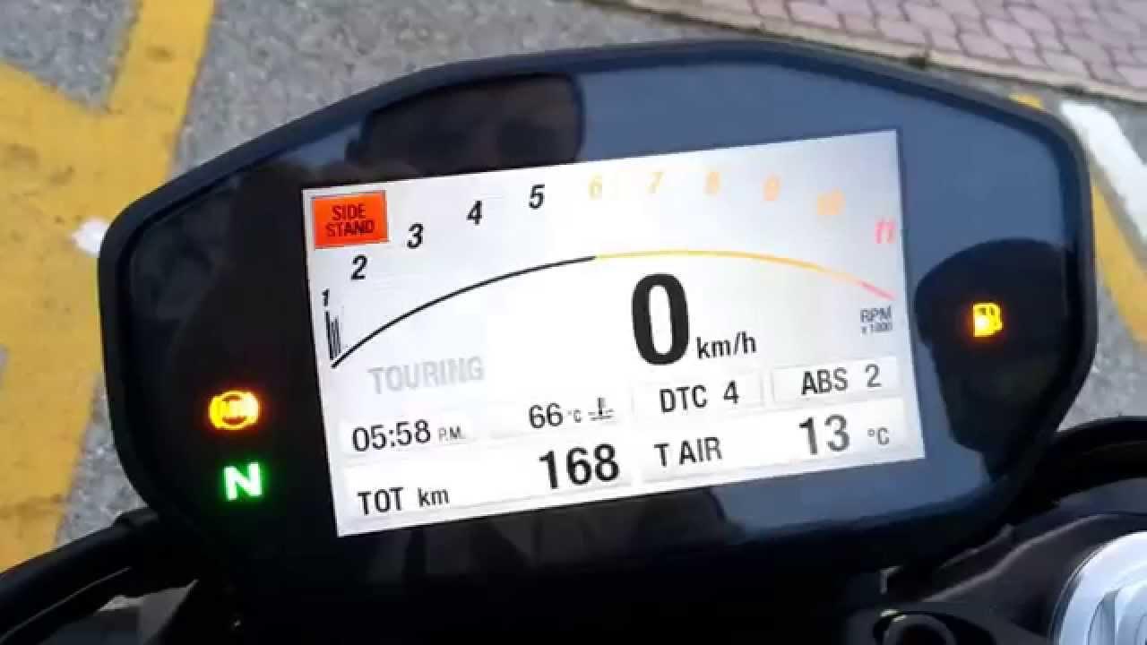 Ducati Monster Speedometer Replacement