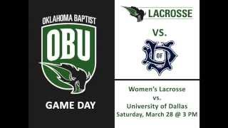 Lacrosse Game Day 3/28