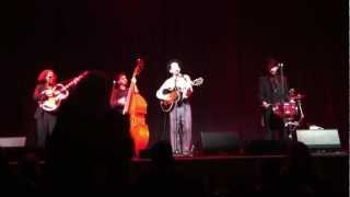 Pokey LaFarge and The South City Three ~  Drinkin