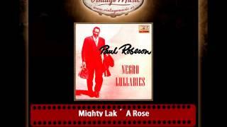 Paul Robenson – Mighty Lak´ A Rose