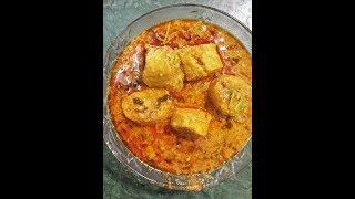 Gattay ki curry recipe