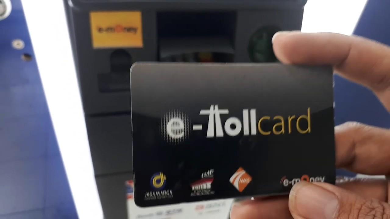 tutorial cara mencetak history transaksi kartu e money mandiri di atm
