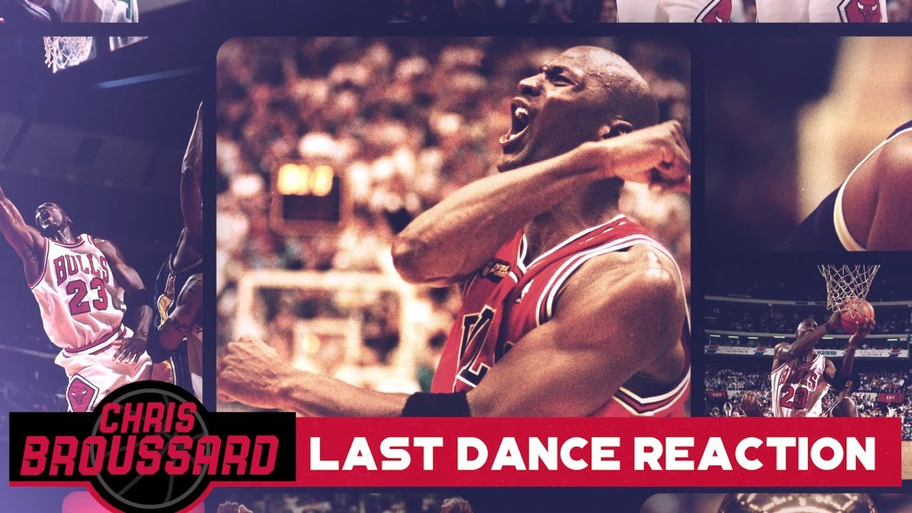 Chris Broussard reacts LIVE to Michael Jordan's 'The Last Dance' documentary