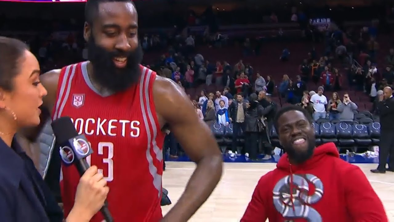 Download Kevin Hart Trolling NBA Players