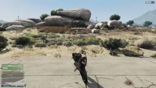 GTA V PS4 PRO TEST