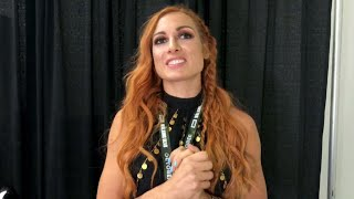 San Diego Comic-Con veteran Becky Lynch on sharing a Battle Pack with her best friend