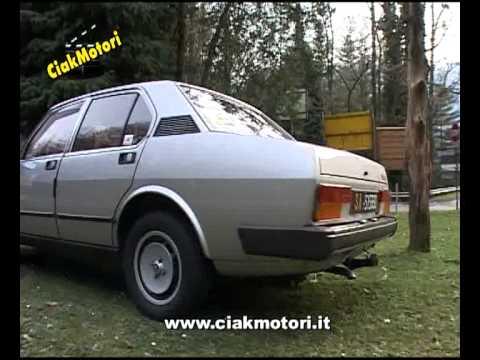 Alfa Romeo Alfetta 2000 Q Oro