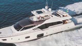 Ferretti Yachts 870 & 960:An Inside Look