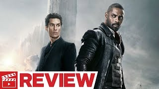 The Dark Tower Review (2017) Top 10 Video