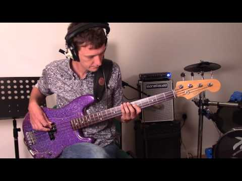 Lenny - Supergrass - Bass cover