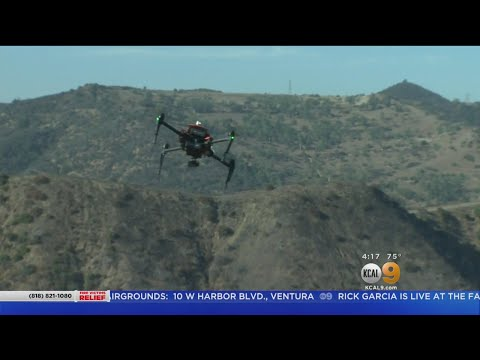 LAFD Says Drone Technology Can Help Them Fight Fires