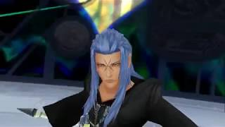 KH2FM HD (PS4; English) (Beginner) Speed Run - Saix