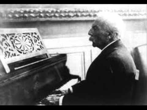 Jean Doyen plays Fauré Valse-Caprice No. 2 in D flat major Op. 38