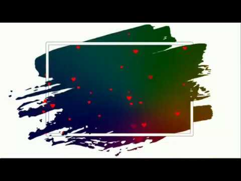 Kinemaster New Black Screen Effect Download | Black Screen Heart Particles  | Avee Player Greenscreen - YouTube