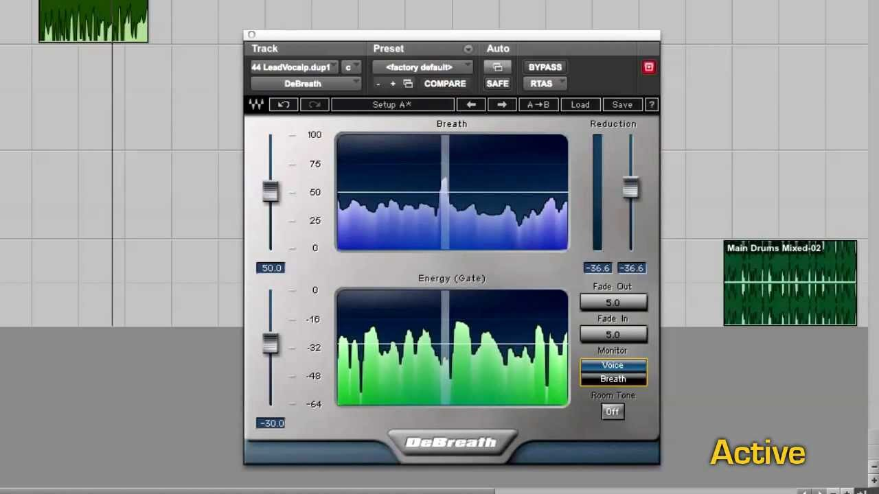 audacity - How can I eliminate sounds below a certain