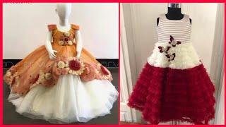 30 Beautiful Baby Frock Design 2019 | Kids Dress Design For Girls | Baby Frock Design 2019 Winter