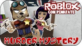 ROBLOX - Le pire shérif du monde! Avec PinkFate - Murder Mystery