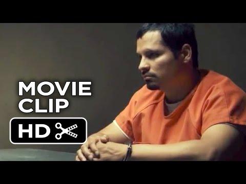 Frontera Movie CLIP - Interview (2014) - Michael Peña Drama HD