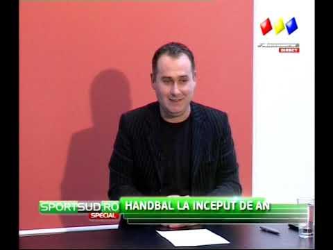 Sport SUD Special - Liviu Candidatu - 28.01.2019