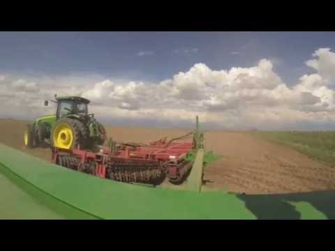 Farming in Southern Colorado
