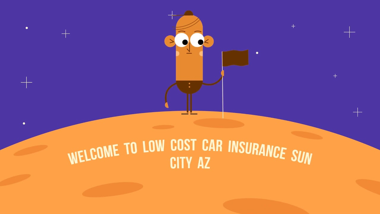 Cheap Car Insurance in Sun City AZ