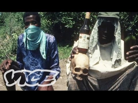 Investigating the Haitian Zombie (Part 2/6)