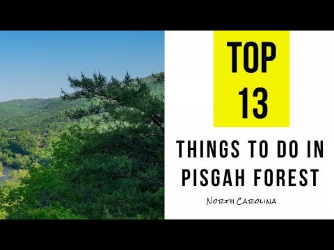 Attractions & Things to Do in Pisgah Forest, North Carolina. TOP 13