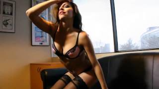 Sexy Office Striptease