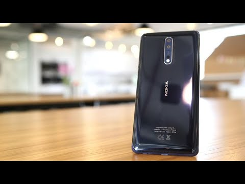Nokia 8: Este es el nuevo celular insignia de Nokia