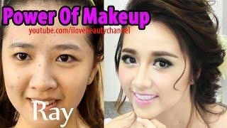 Trang Điểm Cô Dâu Bới Tóc | Bridal Makeup Tutorial