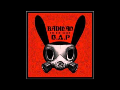 [Full Album] B.A.P -- Badman [3rd Mini Album]